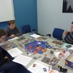 An 8-hour game of Twilight Imperium, 15 minutes in