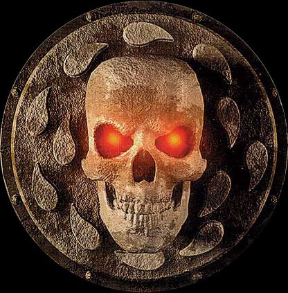 If not: Hi, I'm the skull logo from Baldur's Gate