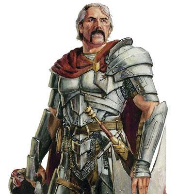 Faith AND armour is even more efficient than faith AS armour